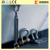 Drop Forged Galvanized DIN 1480 Turnbuckles with Good Quality