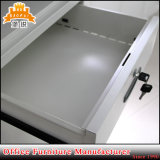 Waterproof Metal Visible Filing Cabinet with Two Drawer