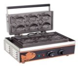 Electric Fish-Shaped Grill Fs-6