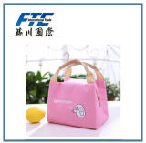Cooler Bag Pink Promotional Insulation Fitness Lunch Bag