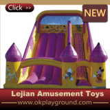 Princess Castle Theme Inflatable Castle with Ce Approved (C1224-7)