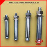 Galvanized Expansion Anchor Bolt M6