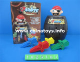 Hot Selling Plastic Toys Crazy Pirates Toy (1025101)