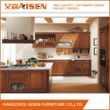 Top Quality Standard Practical Aisen Solid Kitchen Cabinet