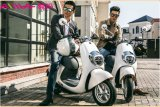 Aima Hot Sale 60V 800W 2016 New Model Electric Scooter Am-Mine