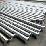 "Stainless Steel 304L 6 5/8"" Riser Pipe for Water Well Projects"