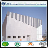 5-12mm Thickness Asbestos Free Color Cement Exterior Wall Board