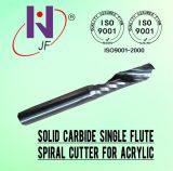 Solid Carbide Cutter Tools for Deep Slotting