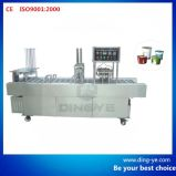 Bg60V/32V Automatic Cup Filling and Sealing Machine