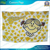 Custom Flag with Eco-Friendly Inks Printing (NF01F03010)