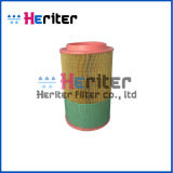 C271020 Mann Air Compressor Parts Pleated Paper Air Filter