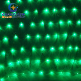 2m Width Green Light LED Net Light with 8-Mode
