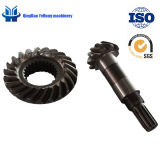 BS0100 Tractor in Front Drive Axle Gear Spiral Bevel Gear Auto Axle Gear 10/23