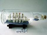 Lucky Drift Bottle Ship Table Decoration (DT1217)