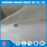 White 100% Virgin HDPE Sun Shade Net