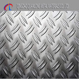 No. 8 Mirror Finish Stainless Embossed Steel Sheet