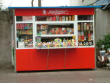 Kiosk Booth for Outdoor Hs-006)