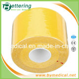 Hot Selling Yellow Colour Kinesio Therapy Tape