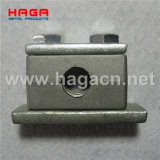 Light Heavy Twin Type Tube Clamp Hydraulic Pipe Clamp