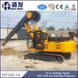 Hf360-16 Hydraulic Screw Drilling Rig