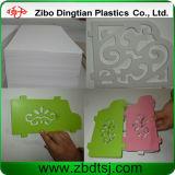 White PVC Celuka Foam Board Fro Park Graden