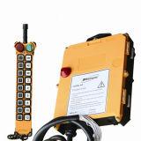 220V Multi-Channel Industrial Radio Remote Controls F21-18d