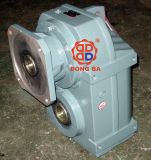 F Parallel Shaft Gear Reducer (DF37~DF157)