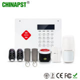 Backup Battery Wireless GSM Panic Security Alarm System (PST-G66B)