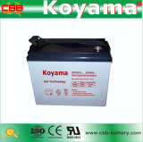 6V 200ah Superior Solar Power Storage Gel Battery Npg200-6