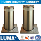 Semi-Automatic Retractable Bollards with Flash LED Light