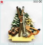 Custom Tourist Gifts Resin Magnets Switzerland Souvenirs Fridge Magnet