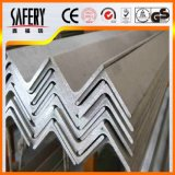 Stainless 304 316 Steel Angle Standard Sizes Bar