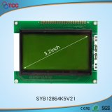 3.2 Inch 128X64 COB Graphic LCM Module