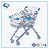 European Style Shopping Trolley 60L