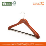 Oversized Suit Hanger with Non-Slip Pant Bar (MC046)