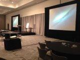 """200"""" Fast-Fold Rear Projection Screen/Fast Fold Screen/Large Outdoor Projection Screens"""