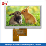 5.0inch 800*480 Customizable TFT LCD Module Medical Industrial Touch Screen