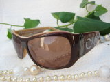 Fashion Acetate Sunglasses for Men Women (BL9043-2)