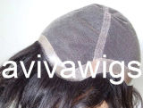 Virgin Human Hair Full Lace Wig