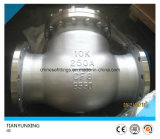 JIS Flanged End Stainless Steel Swing Check Valve