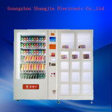 Integrated Temperature Drink and Fruit Juice Vending Machines