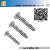 Phillips Countersunk Head Stainless Steel Self Tapping Screw