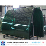 3-19mm Curved Tempered/Toughened Clear Glass