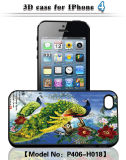 3D Case for iPhone 4 (P406-H018)