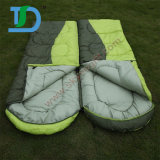Outdoor Adult Envelope Hooded Hollow Cotton Sleeping Bag