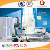 Best Sale Competitive Price Bedroom Furniture Colorful Princess Kids Children Bed (UL-HE602)