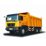 Man Technology 6X4 Shacman Tipper Truck