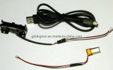 USB Magnetic Stripe Card Reader With Interrupted Function (MSR008)