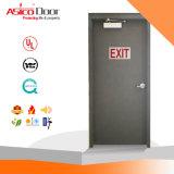 First-Class Heatproof Steel Fire Rated Door with 3hrs UL Certified