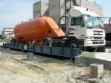 3*16m Truck Scale for Mixing Plant
